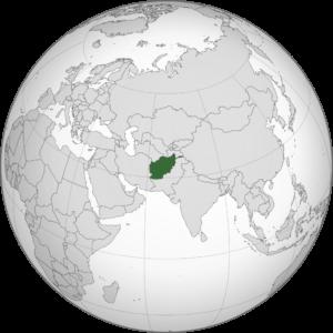 Afeganistão (16 pontos)
