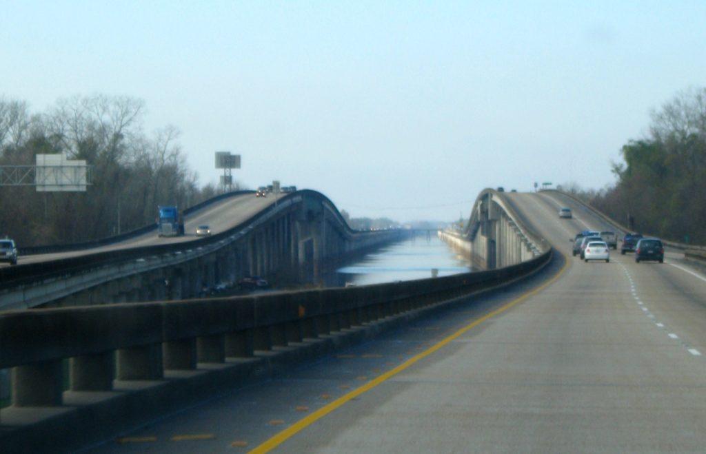 Ponte Atchafalaya Basin – EUA