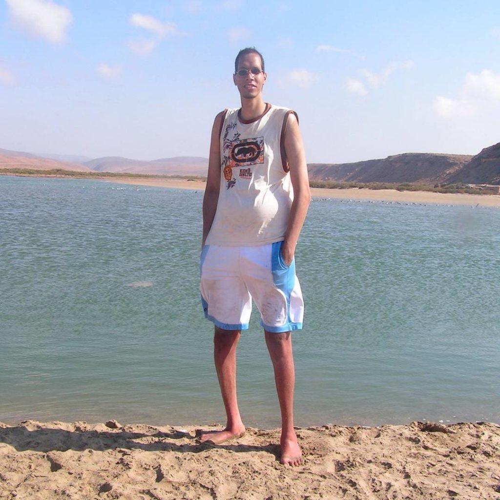 Brahim Takioullah (2,46 m)