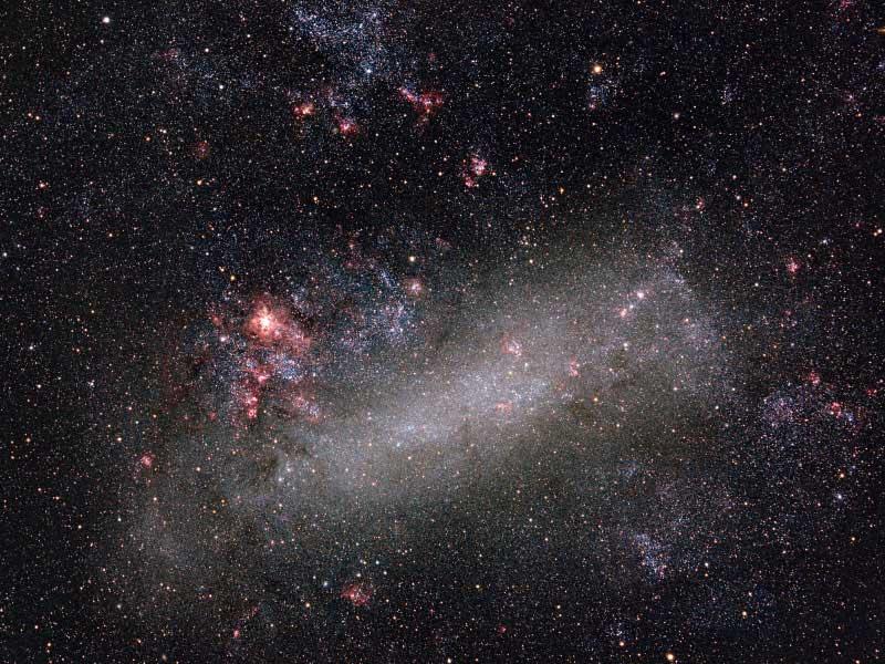 Galáxia irregular