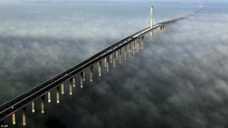 Ponte de Tianjin – China