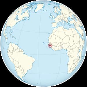 Guiné-Bissau (16 pontos)