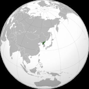 Coréia do Norte (14 pontos)