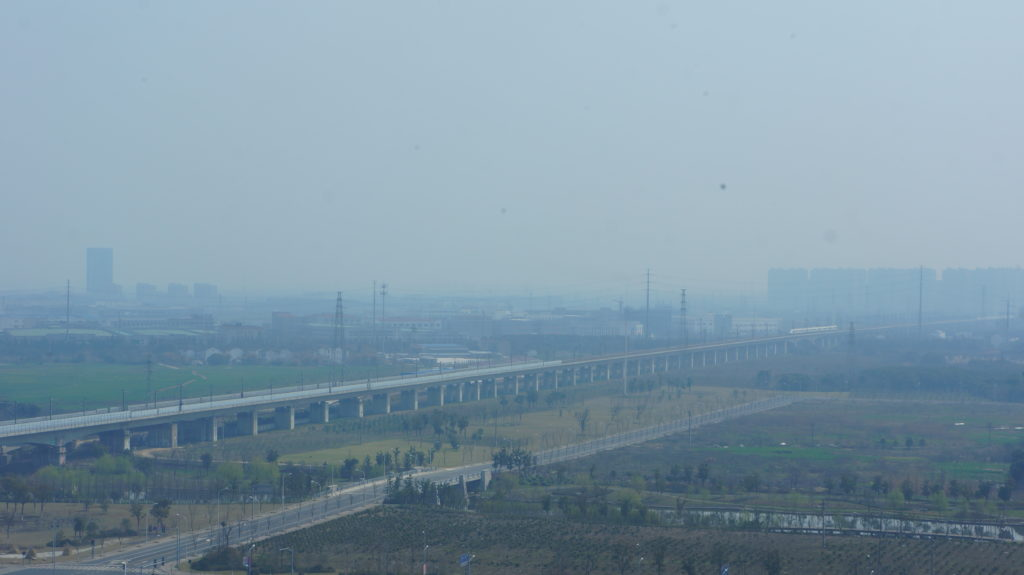Ponte de Danyang-Kunshan – China