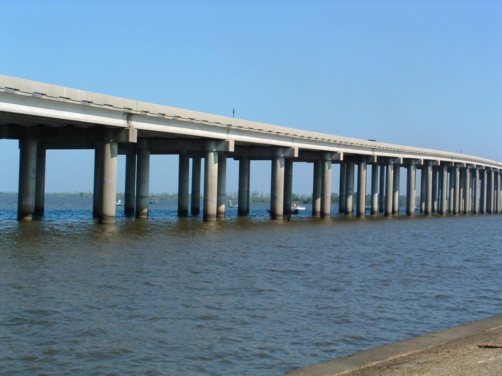 Ponte do Pântano Manchac – EUA