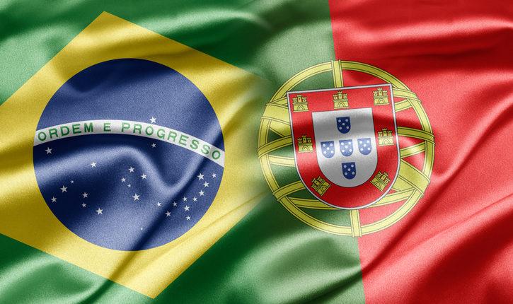 Português do Brasil e de Portugal