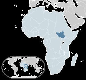 Sudão do Sul (13 pontos)