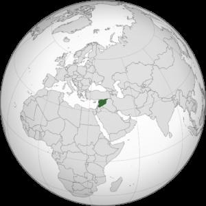 Síria (13 pontos)