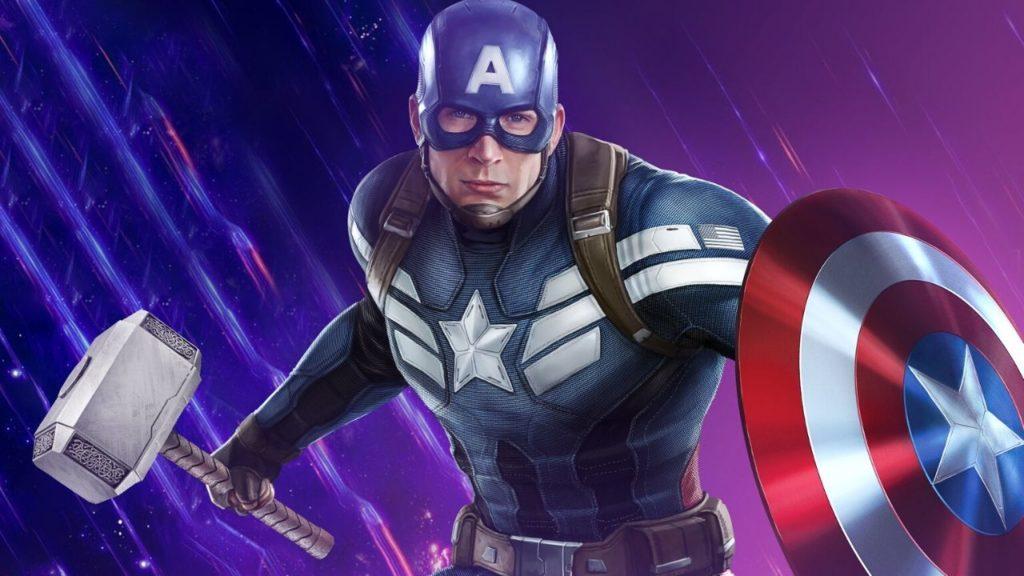 Capitão América (Marvel Comics)