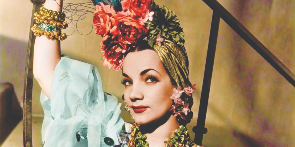 Carmen Miranda e as marchinhas