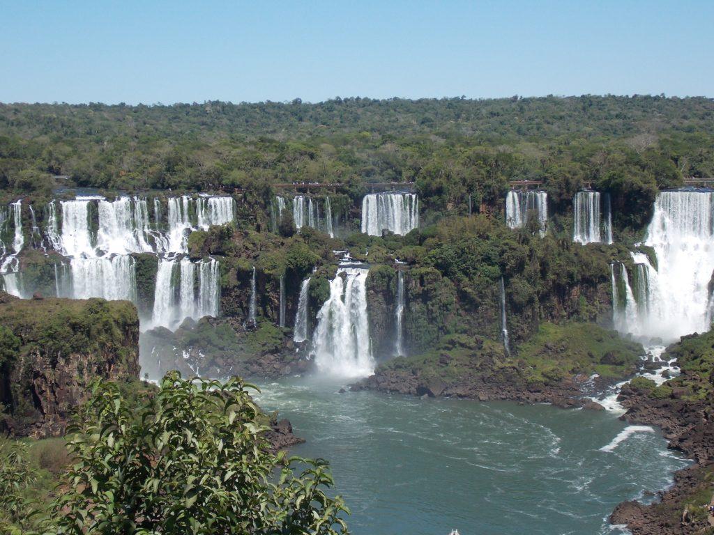 Cataratas do Iguaçu, Paraná
