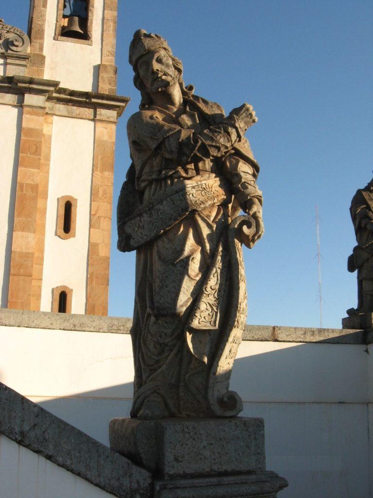escultura aleijadinho