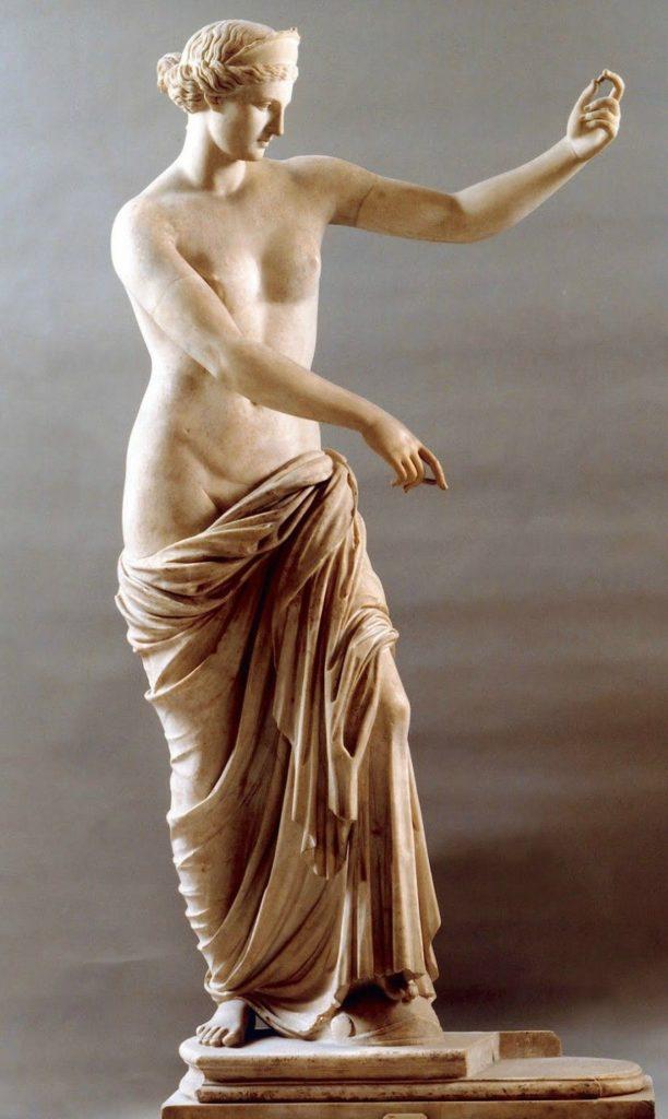 escultura grega afrodite