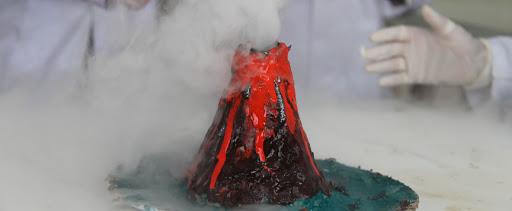 Plano de aula - vulcões