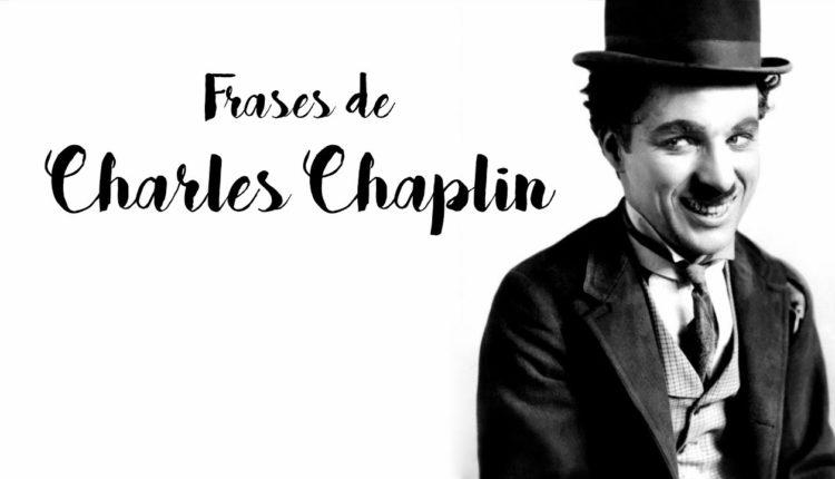 Frases de Chaplin