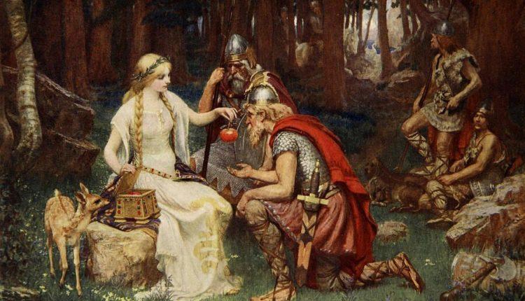 Iduna - deusa da mitologia nórdica