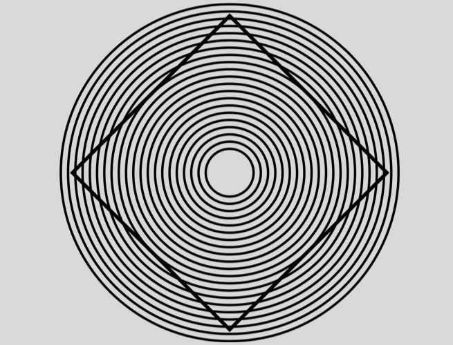 O quadrado perfeito de Walter Ehrenstein