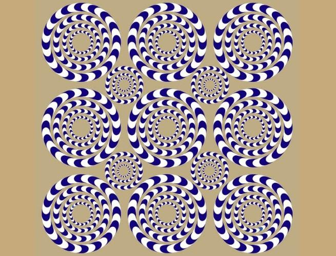 Círculos em movimento