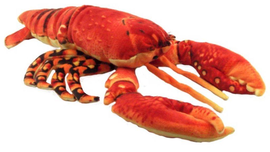 Animal com L - lagosta
