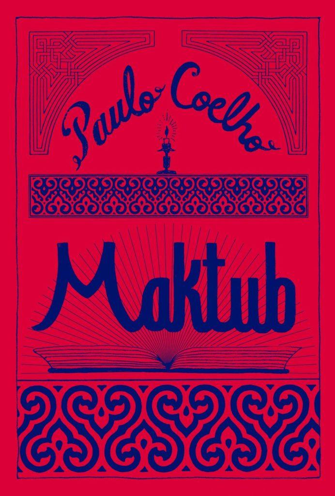 Livro Maktub, de Paulo Coelho