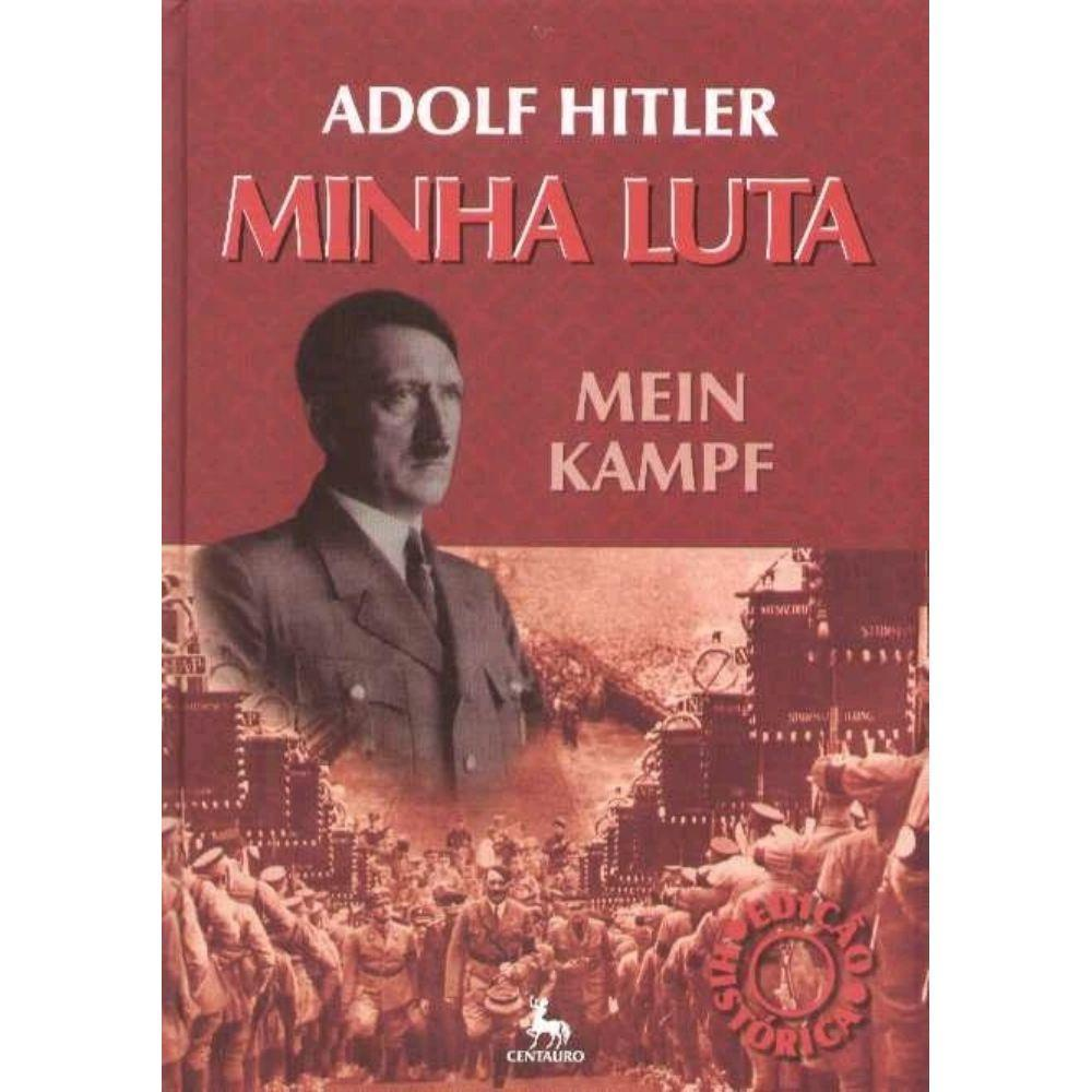 Minha luta, de Adolf Hitler