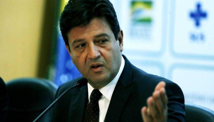 Ministro da Saúde, Luiz Henrique Mandetta, eleva o nível de atenção do coronavírus para perigo iminente