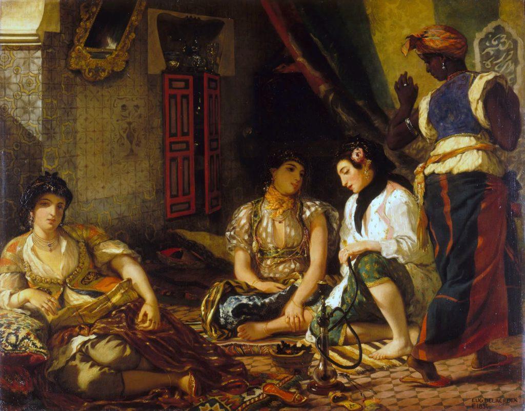 Mulheres de Argel (1834)