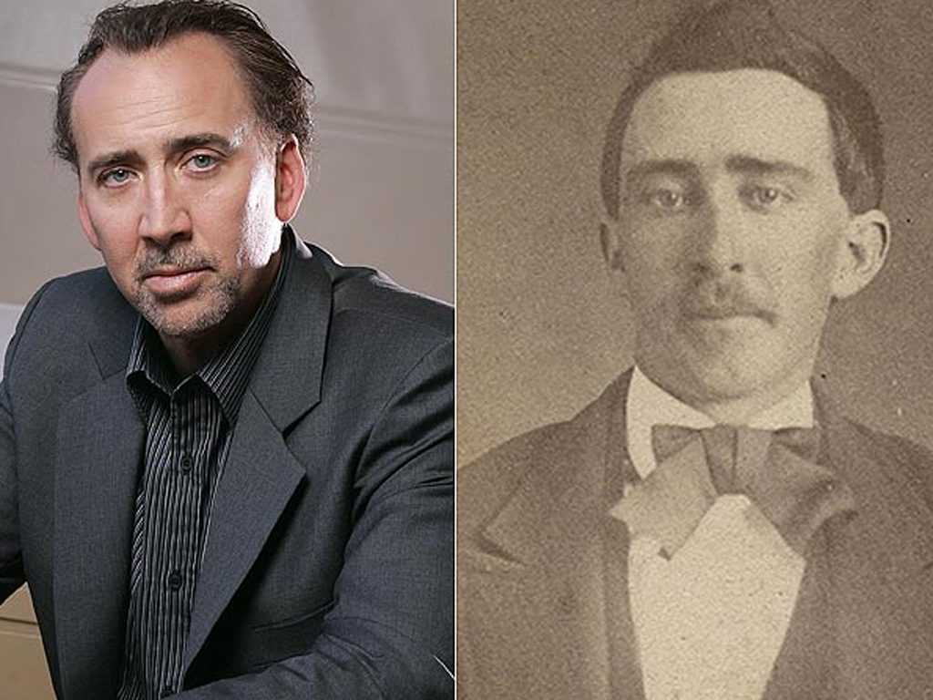 Nicolas Cage é um vampiro