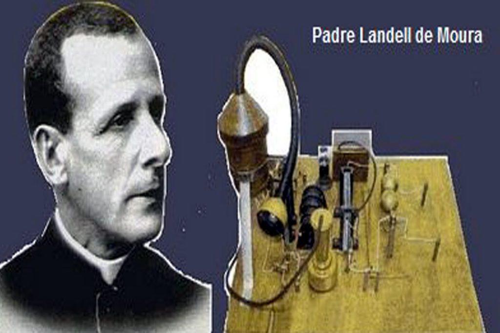 padre landell de moura e o rádio