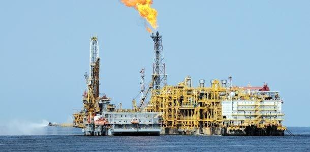 O petróleo na Angola