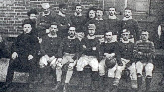 Sheffield Football Club - Time de futebol mais antigo do mundo