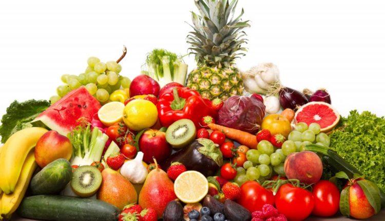Vitaminas - Alimentos