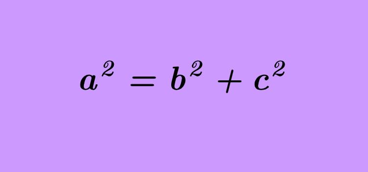 Teorema de Pitágoras- questões resolvidas