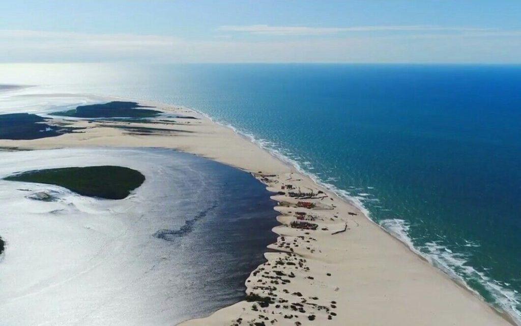 Praia do Caburé, Barreirinhas (MA)