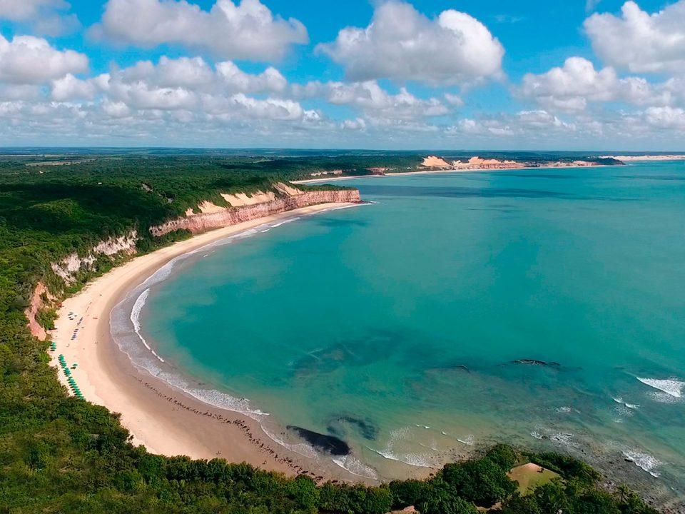 Baía dos Golfinhos – Praia da Pipa (Rio Grande do Norte)