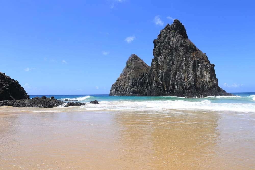 Praia Cacimba do Padre (Fernando de Noronha)