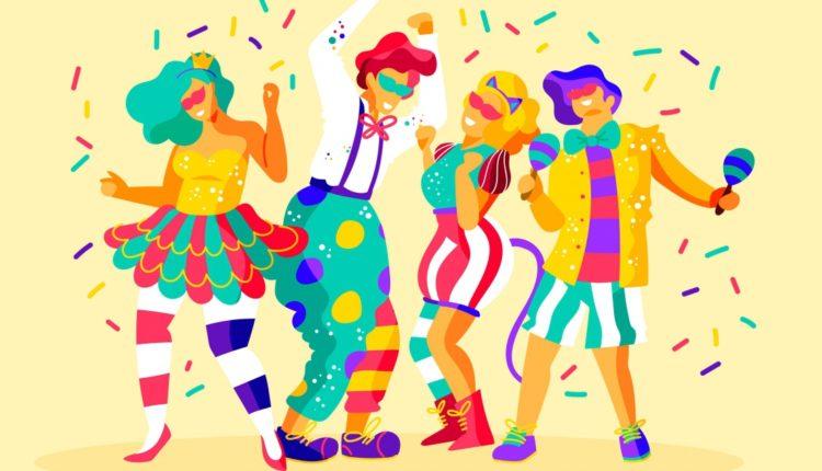 Projeto Carnaval para 1º ao 5º ano
