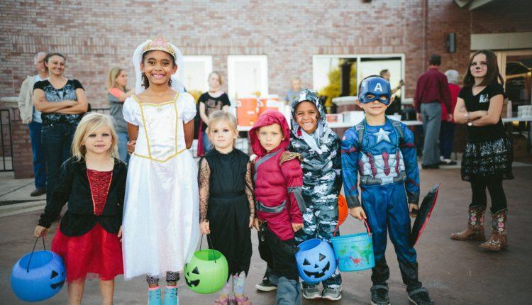Fantasias de Halloween