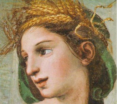Ceres - Deusa da mitologia romana