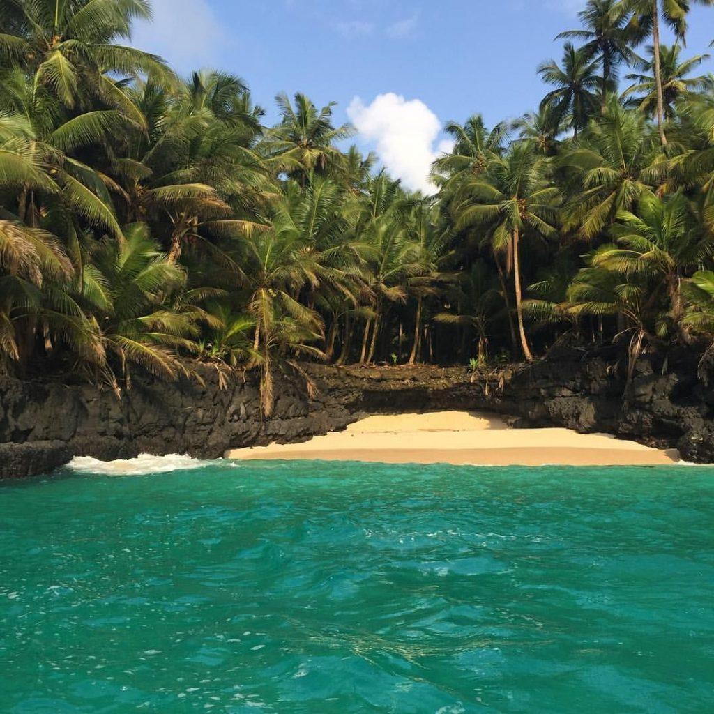 Ilha de São Tomé e Príncipe
