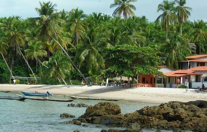 Praia de Moreré (Cairu)