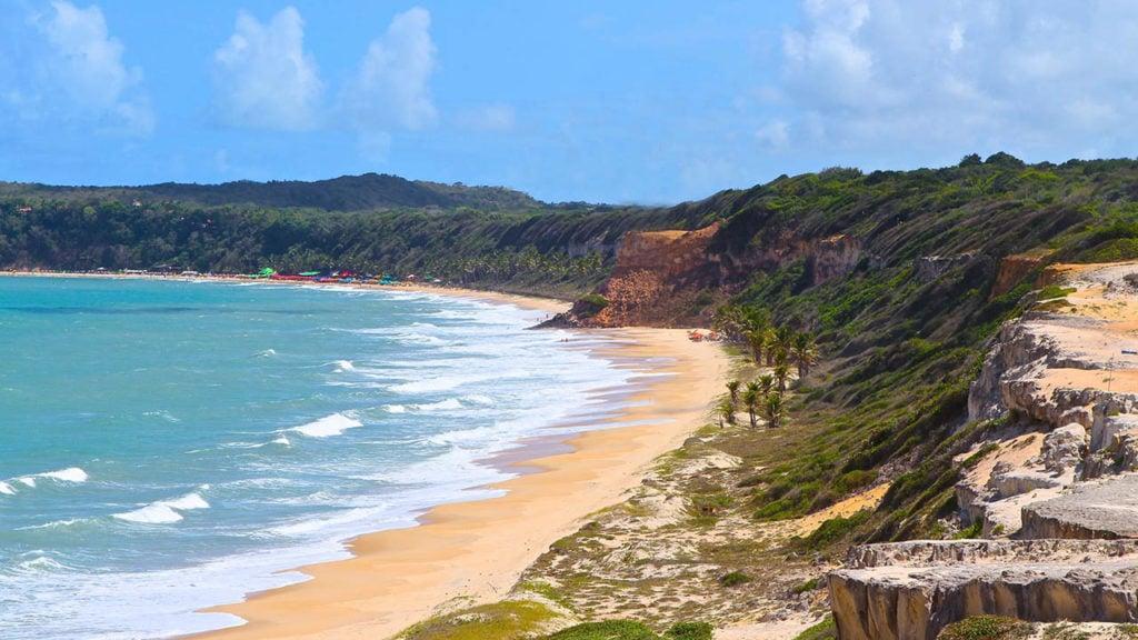 Praia de Pipa, Tibau do Sul (RN)