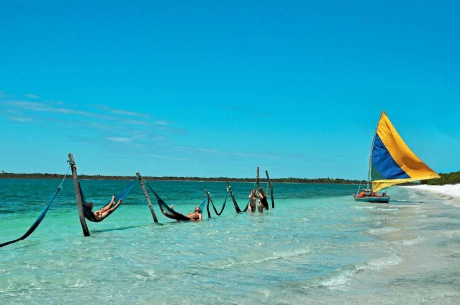 Praia de Jericoacoara, Vila de Jericoacoara (CE)