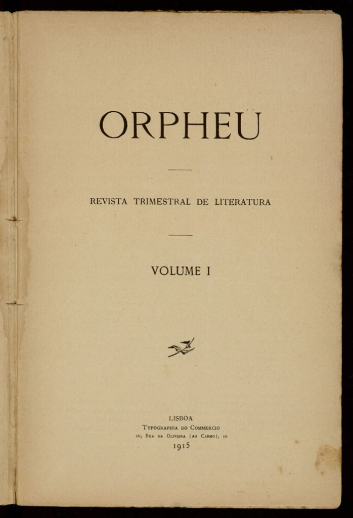 Revista Orpheu