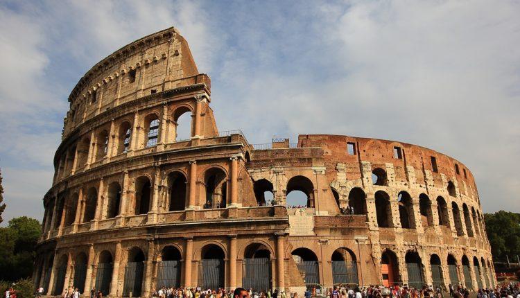 Roma Antiga - Coliseu