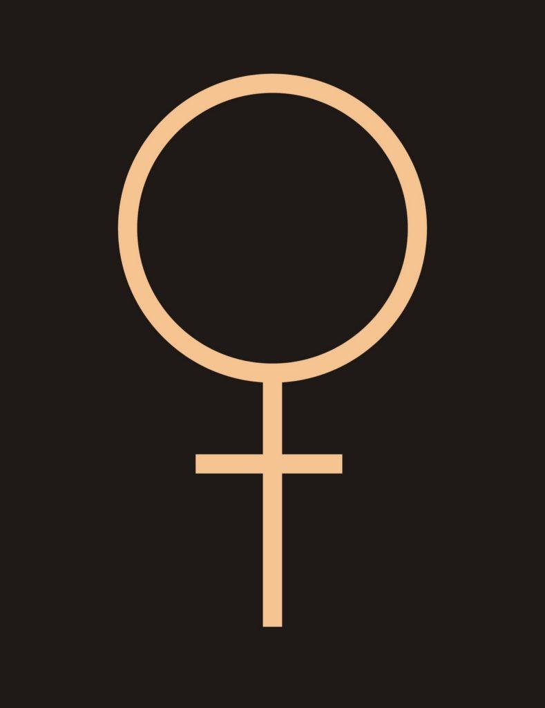 O símbolo de Vênus