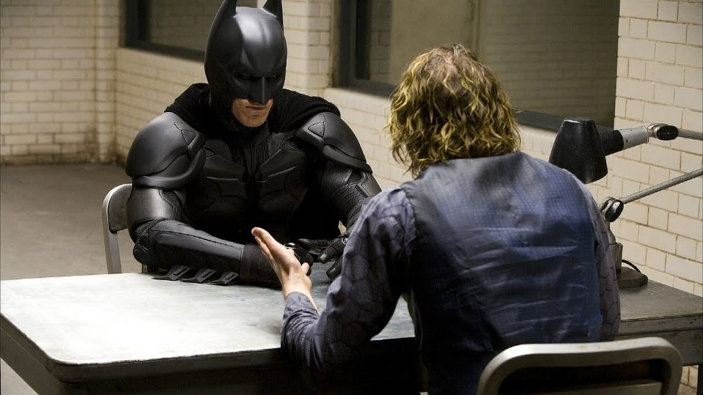 2008 – Batman: O Cavaleiro das Trevas
