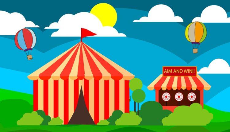 Projeto Dia do Circo para a Educação Infantil