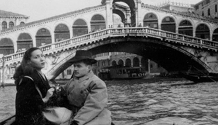 Clarice e Maury em Veneza