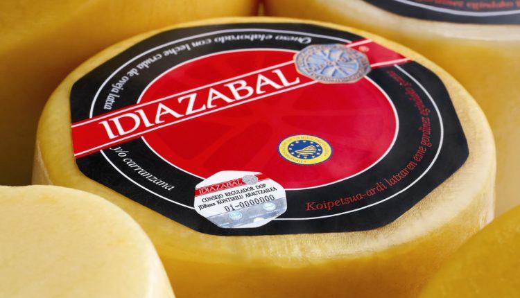 Comida com I - Idiazabal